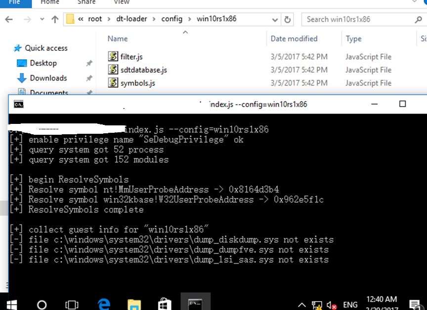 Automatically Discovering Windows Kernel Information Leak